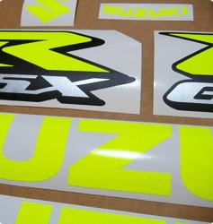 Neon stickers