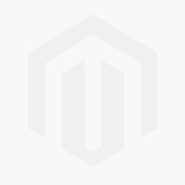 Oval brushed steel look stickers