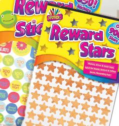 Stock stickers